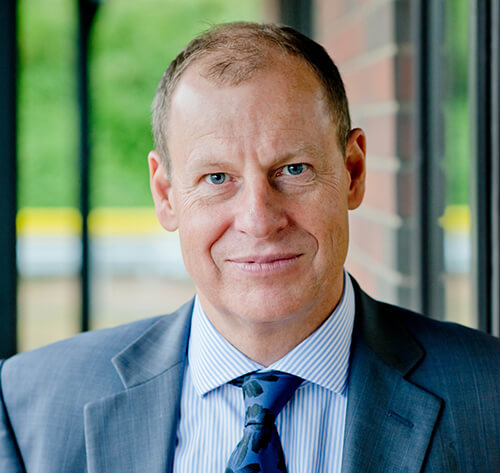 Mark Oliver, The Clarison Group CEO